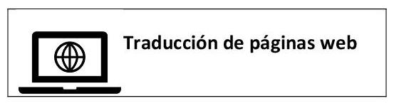 Traducción de sitios web