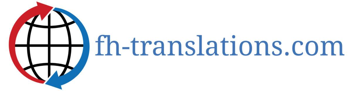 Agencia de traducciones fh-translations.com